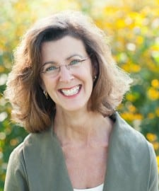 Picture of nancy Clairmont carr , author of article on spiritual goals