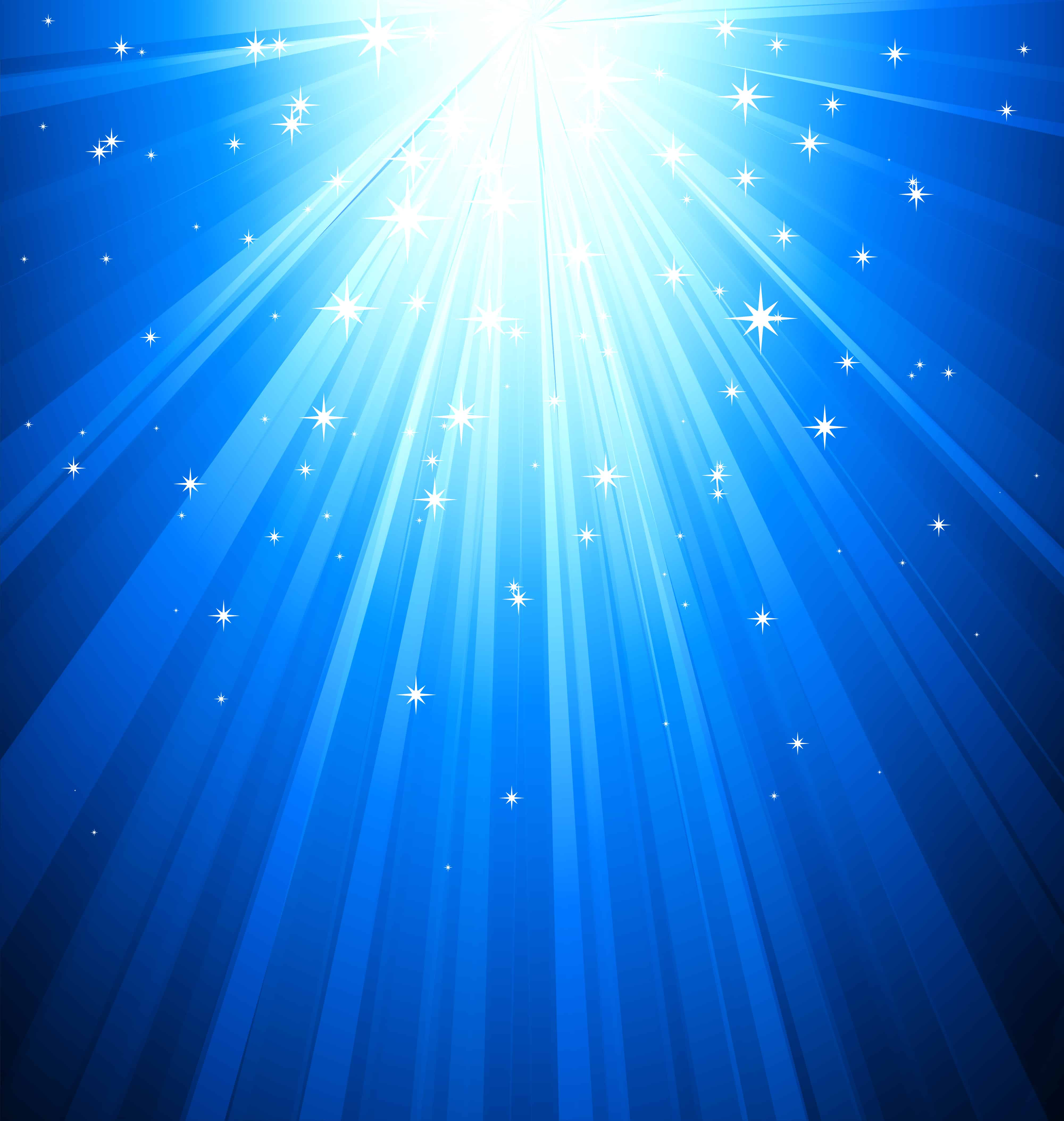 picture of stars and healing energy coming from the sky supporting us becoming our divine self