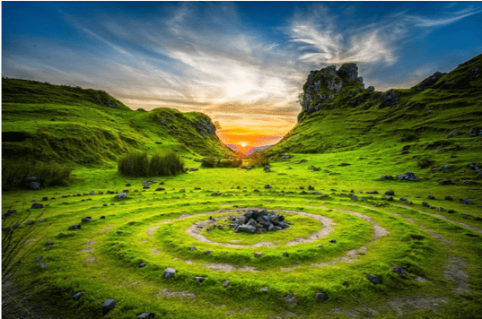 earth with sunrise for high Performance strategies for conscious leaders and influencers