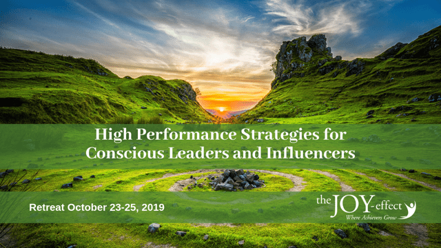 retreat for high performance strategy