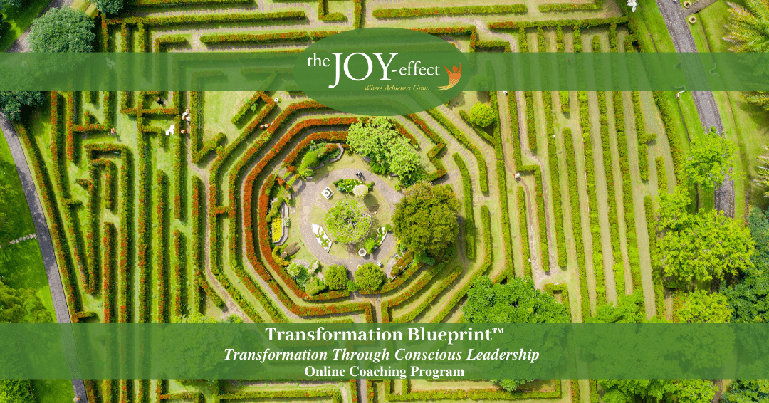 Transformation blueprint